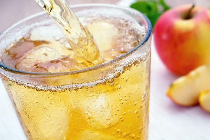 Limonaden und Bittergetränke