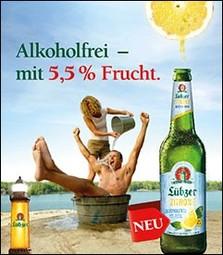 Lübzer Lemon alkoholfrei